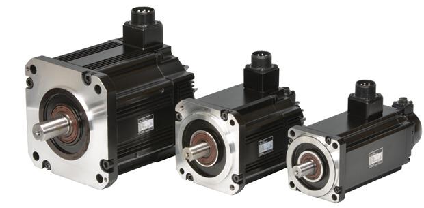 Tbl i series large size ac servo motor size 100 180mm for Ac servo motor controller